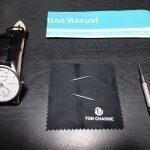 品質は大丈夫? Amazonで本革の腕時計バンドを購入してみた